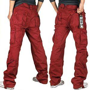 New Arrival Hip Hop Loose Pants Jeans Baggy Cargo Pants For Women