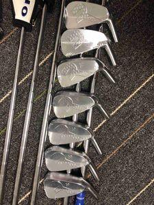 Yeni golf demir seti, Küçük Arı baskı bıçak arka demir sınırlı 4 ~ p ücretsiz eve teslim, arı rengi mevcuttur,
