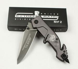 EXTREMA RATIO MF2 X02 aider couteau noël couteau cadeau tactique poignée en acier rapide ouvert de couteaux de collection homme ADNB