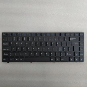 Envio Grátis!! 1PC New Keyboard Replacement Laptop Por Hasee K550D I5 D1 JW5 JW2 QJW401