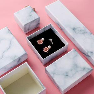 Bracelet bague en marbre belle boîte à bijoux ins boîte à bijoux vent 5x5x3.5cm 10x10x3.5cm 22.5x5x3cm