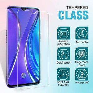 HD Clear Tempered Glass For OPPO R9 R11 S R15 R17 A39 A53 A51 A33 A71 A73 A75 A77 A79 A85 A83 9H Glass Screen Protector Explosion-proof Film