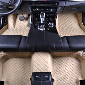 Wholesale Custom Car Floor Mats for CADILLAC ATS CTS SRX XT5 ESCALADE Accessories Car Accessories Auto Floor Mat Carpets Automatten
