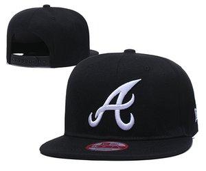 Atlanta Braves chapeau de mode voyage de nouvelle mode individuelle sport voyage en plein air casquettes de baseball pour l'avant-garde