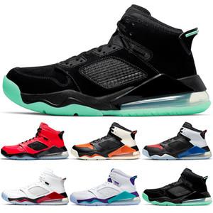 Марс 27х обувь Баскетбол для мужчин Бред Top 3 Огонь красного винограда Разрушенные Backboard Инфракрасная 23 Citrus Дизайнер тренер Sport Sneaker Размер 40-46