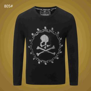 2019 Mens Hoodies Sweatshirts Casual Designer Pullover Sweatshirts Long Sleeved Brand Men Hoodie Clothes Hip Hop Streetwear
