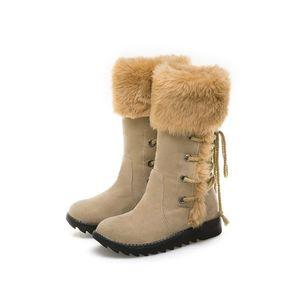 Glittery2019 Popular2019 Baby Edge Busca mujer con nivel En el fondo del cilindro Campo de nieve Mantén tus botas de algodón calientes