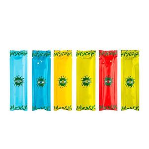 New POP Einwegvorrichtung Pods puff bar Starter Kit 280mAh Akku 1,2 ml-Patronen Vape Pen Tragbare e CIGS Zigaretten Vaporizer Puffs