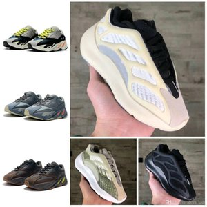 Kids Running 700 V3 Shoes Kanye West Wave Runner 700 V2 Youth Shoes Trainers Sply 700 Sports Sneakers Casual Toddler Shoe Size :28-35
