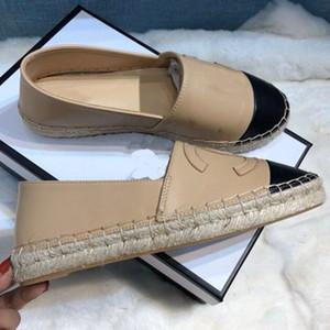 mocassins clássicos sapatilha plataforma mulheres Luxury Real de couro sapatos sapatos triplos Chaussures mulheres formadores Alpercatas ar Com Box 010