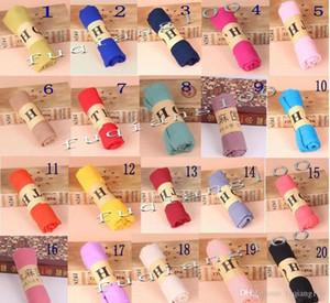 20color 180 см*50 см/80 см новый хлопок и лен шарф женский корейский версия негабаритных хлопок сплошной цвет шелковый шарф шаль 1 шт.