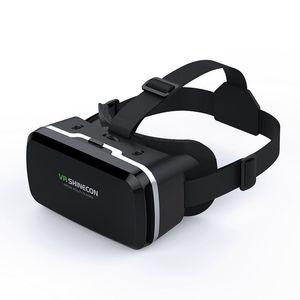 """All'ingrosso VR SHINECON 3nd VersionVirtual Realtà Occhiali Auricolare per 3D Video Film giochi compatibili con la maggior parte 3.5 """"-6.0"""" iPhone, Samsung"""
