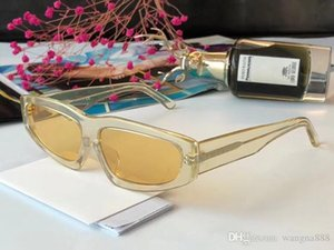 0145 Sunglasses Popular Fashion Ladies Designer Special Style UV Protection Lens Full Frame Top Quality Come With Case And Handwork