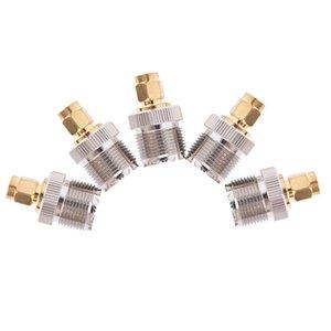 Cheap Conectores SMA Male Ligue para UHF PL259 SO239 Feminino RF Connector Adapter conectores de cabo Luzes de iluminação
