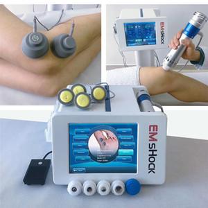 Вакуум EMS электрический стимулятор мышц ударной волны для человека пенис тела массажер для похудения/мышцы