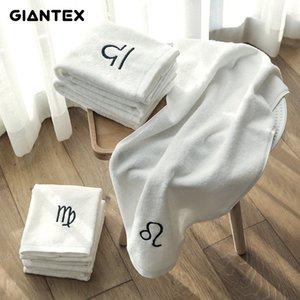 GIANTEX morbido cotone del tovagliolo di fronte super assorbente da bagno asciugamani per adulti 35x75cm toallas tovagliolo recznik handdoeken