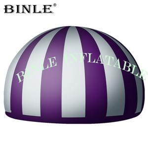 Multicolore 360degree gonfiabile tenda a cupola planetario leggero gonfiabile tenda a cupola proiezione in vendita
