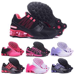 NIKE SHOX DELIVER 809 Avenue 802 R4 301 consegna attuale NZ R4 802 808 scarpe da pallacanestro da donna donna sportivo da corsa scarpe da ginnastica sneaker sportive da donna