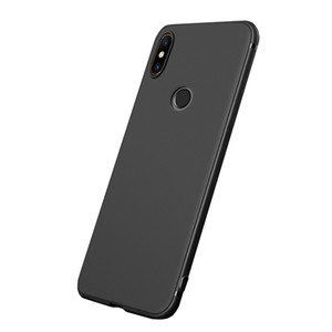 Coque anti-empreinte digitale pour Xiaomi Redmi S2 Tpu