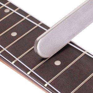 1PC guitarra partes de guitarra Fret coroação Luthiers Tools File Limite duplo Cutting Edge Durable