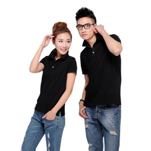 10pcs lot Hot selling all Size Pure Color Casual shirt Women Solid shirt brands shirts cotton Short sleeve