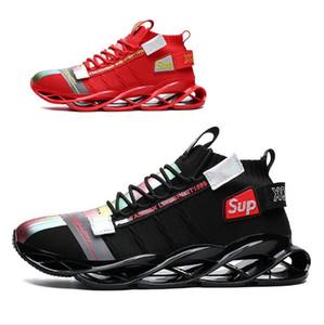 Yeni Blade Erkekler Marka Tasarımcı Sneakers En seksi Erkekler Moda Trend Koşu Ayakkabı Sonbahar Kış Kişilik Casual Spor Ayakkabı