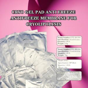 DHL Livraison GRATUITE ANTIFREEZE MEMBRANE 34 * 42CM 12 * 12CM 32 * 32CM Membrane anti-gel anti-gel de membrane anti-congélation pour la graisse gelant 50pcs