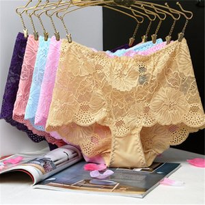 X-XXL Lace Briefs Women Panties Thongs G-string Lingerie Women Underwear underpanties panty sexy lingerie BY DHL