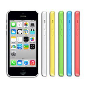 "Original Apple iPhone 5C Refurbished Unlocked phone 8GB 16GB 32GB dual core 8MP Camera 4.0"" US EU Version"