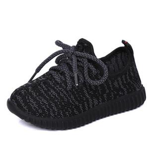 Kids Sneakers Ultraleichte atmungsaktive Mesh-Laufschuhe für Kinder Schwarz Bequeme, weiche Slip-On-Schuhe für Jungen Rosa Mädchen