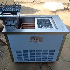 Kommerzielle hochwertige popsicle Maschine Edelstahl automatische Drehmaschine popsicle Fest Eis am Stiel Maschine mit Form