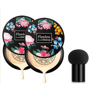 Ханки Малого грибов воздушной подушки BB Cream Foundation Корректор Natural Nude Makeup Свет и дышащие Женщины Косметика