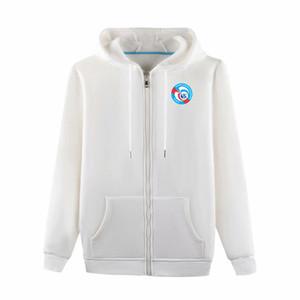 strasbourg futbol Kapşonlu ceket tam fermuar ceket, strasbourg Hoodie Futbol futbol ceket palto Erkekler Hoodies Sweatshirt