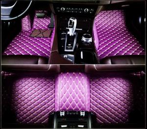 Audi RS3 용 자동차 바닥 매트 2017 ~ 2018 맞춤형 방수 카 매트