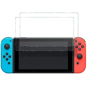 Protector de pantalla de vidrio templado premium Película protectora endurecida para Nintendo Switch y Switch Lite Sin paquete minorista
