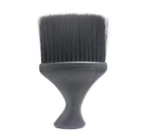 all'ingrosso salone di nylon pennello collo taglio di capelli spolverino barbiere molle del collo di pennello