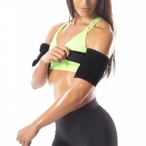 1 pcs de Neoprene Mulheres braço de controle Shapers Anti Celulite Sauna Arm Pad Slimming Trimmer Arm Shapers luva Belt