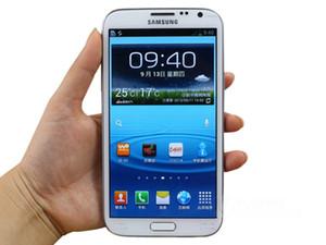 """Оригинальный N7100 разблокированный Samsung Galaxy Note 2 II N7100 мобильный телефон 5.5"""" Quad Core 8MP GPS WCDMA восстановленный смартфон"""