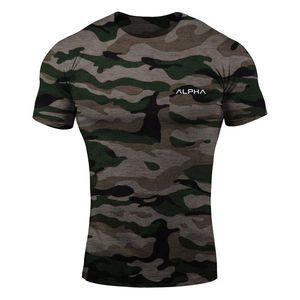 2019 Cotton Gym Shirt Sport Cotton T Shirt Men Short Sleeve Running Men Workout Training Tees Fitness Top Sport T-shirt