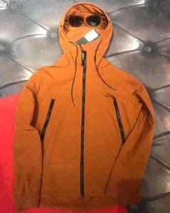 CP Jacket Homens Mulheres New Hoodies Zipper Encerramento C.P Empresa 3 cores Casais Hoodies Empresa Moletons Nova