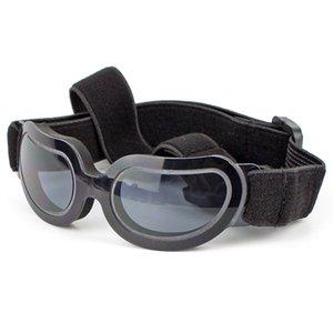 SICAK Şık ve Eğlence Pet / Köpek Yavru UV Gözlük Güneş gözlüğü Dog için su geçirmez Koruma Güneş Gözlükleri