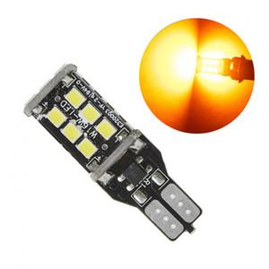 10PC T15 W16W 2835 Super Bright 800Lm 15SMD LED CANBUS Car Reverse Backup Turn Signal LED Light Bulb led Bulb Lighting