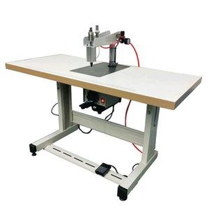 DH-EW N95 ultrasónico de la mascarilla Earloop máquina de soldadura, ultrasónico quirúrgico Mascarilla Tamaño Earloop máquina de soldadura Pequeño paquete