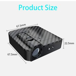 New Car Door Wireless Welcome Projector Lamp Universal LOGO Projection Lamp Wireless Spotlight Infrared Sensor Light for car All model