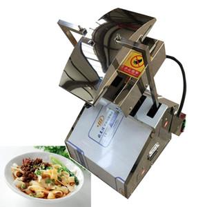 220V Paslanmaz çelik ev Bıçak yapma makinesi makine fiyat Ev küçük erişte basarak erişte machineelectrical makarna traş