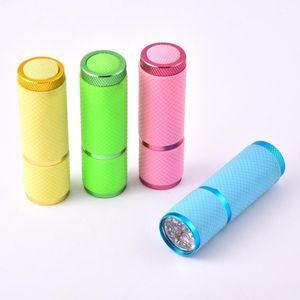 2020 Mini LED Fixed Focus 7W LIGHT Q5 2000LM Waterproof Lanterna LED Zoom Battery Powerful Hunting