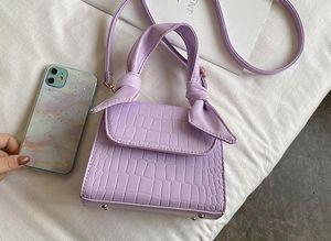 Designer Women's Bags, Foreign Luxury, 2020 Popular New Trendy Handbag Shoulder Bag, Fashion Oblique Small Square Bag