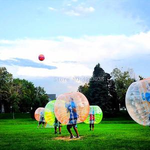Бесплатная Доставка 1.5 м Надувной Футбольный Мяч Пузырь Бампер Мяч Тела Зорбинг Пузырь Футбол Человека Вышибала Bubbleball Зорб Мяч
