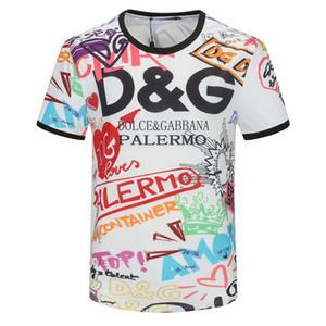 018 Männer Jungfrau Maria Printed Kurzarm T Shirts Sommer-beiläufige Baumwolle Hip Hopo Tops Tees Mode Street T-Shirts M-3XL