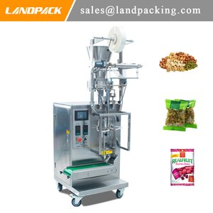 Automatic Vertical Pouch Packing Machine For Nuts Cashew Raisins
